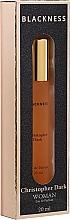 Düfte, Parfümerie und Kosmetik Christopher Dark Blackness - Eau de Parfum (mini)