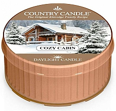 Düfte, Parfümerie und Kosmetik Duftkerze Cozy Cabin - Country Candle Cozy Cabin Daylight