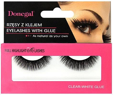 Set Künstliche Wimpern und Wimpernkleber 4476 - Donegal Eyelashes