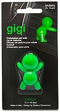 Düfte, Parfümerie und Kosmetik Auto-Lufterfrischer Citrus - Mr&Mrs Gigi Car Freshener Citrus Green
