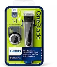 Düfte, Parfümerie und Kosmetik Trimmer, Styler und Rasierer für jede Haarlänge mit 14 Längeeinstellungen - Philips OneBlade Pro QP6520/20