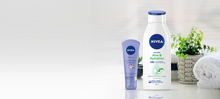 Bis zu 20% auf Aktionsprodukte Nivea. Die Preise auf der Website sind inklusive Rabatt