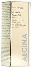 Düfte, Parfümerie und Kosmetik Kühlendes Augengel - Alcina E Eye Gel