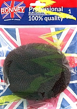 Düfte, Parfümerie und Kosmetik Haardonut braun - Ronney Professional Bun Maker