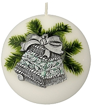 Düfte, Parfümerie und Kosmetik Dekorative Kerze Christmas Bells - Artman Christmas Candle Christmas Bells Ø10cm