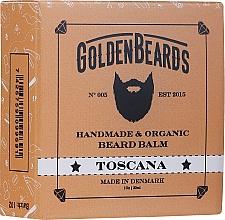 Düfte, Parfümerie und Kosmetik Bartbalsam Toscana - Golden Beards Beard Balm