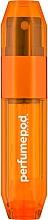 Düfte, Parfümerie und Kosmetik Nachfüllbarer Parfümzerstäuber orange - Travalo Perfume Pod Ice Orange