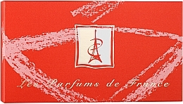 Düfte, Parfümerie und Kosmetik Charrier Parfums Top Ten - Duftset (Eau de Parfum 5.2ml + Eau de Parfum 5.5ml + Eau de Parfum 5.5ml + Eau de Parfum 2.8ml + Eau de Parfum 5ml + Eau de Parfum 5.6ml + Eau de Parfum 5ml + Eau de Parfum 4.6ml + Eau de Parfum 5ml + Eau de Parfum 4.9ml)