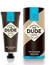 Düfte, Parfümerie und Kosmetik Gesichtsreinigungsseife vor der Rasur mit Wacholderbeeren, Sanddornöl und die Vitamine A, C und E - Waterclouds The Dude Pre Cleanser