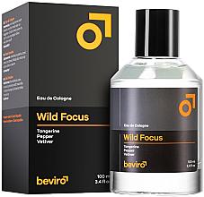Düfte, Parfümerie und Kosmetik Be-Viro Wild Focus - Eau de Cologne