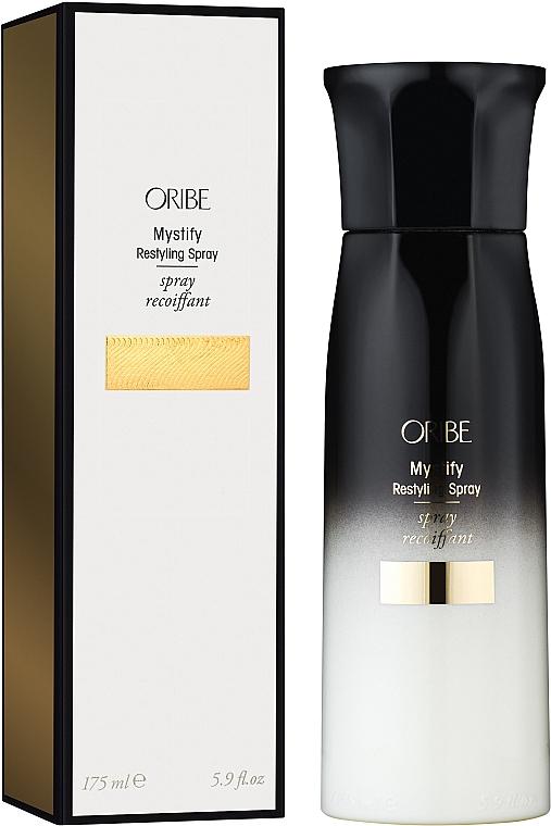 Regenerierendes Haarspray zum Styling - Oribe Gold Lust Mystify Restyling Spray