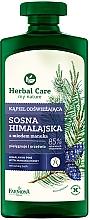 Düfte, Parfümerie und Kosmetik Bademilch mit Kiefer und Manuka-Honig - Farmona Herbal Care