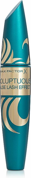 Mascara für voluminöse Wimpern mit Falsche-Wimpern-Effekt - Max Factor Voluptuous False Lash Effect Mascara