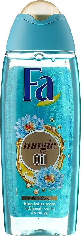 Duschgel - Fa Magic Oil Blue Lotus Scent Shower Gel