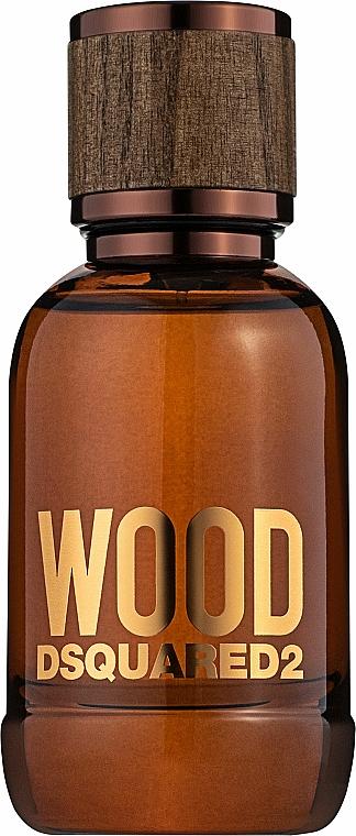 Dsquared2 Wood Pour Homme - Eau de Toilette