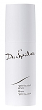 Düfte, Parfümerie und Kosmetik Feuchtigkeitsspendendes Gesichtsserum mit Meeresalgen für mehr Hautelastizität - Dr. Spiller Hydro-Marin Serum