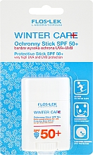 Düfte, Parfümerie und Kosmetik Sonnenschutzstick für den Winter - Floslek Winter Care Protective Stick SPF50