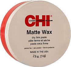 Düfte, Parfümerie und Kosmetik Modellierende Haarpaste mit Matt-Effekt - CHI Thermal Styling Matte Wax