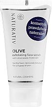 Düfte, Parfümerie und Kosmetik Gesichtspeeling mit Olivensamen - Naturativ Olive Exfolianting Face Scrub