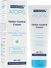 Düfte, Parfümerie und Kosmetik Feuchtigkeitsspendende Gesichts- und Körpercreme für trockene, atopische und empfindliche Haut - Novaclear Atopis Hydro-Control Cream