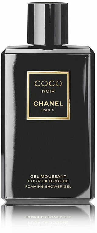 Chanel Coco Noir - Schäumendes Duschgel