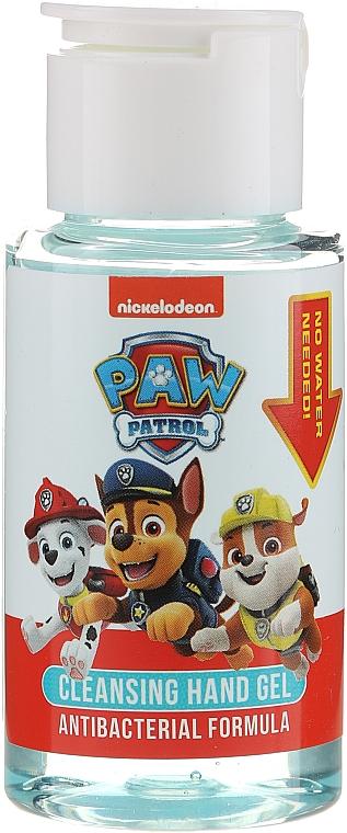 Antibakterielles Handgel für Kinder Paw Patrol - Uroda Paw Patrol Cleansing Hand Gel