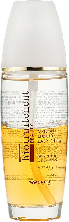 Zweiphasige Flüssigkristalle mit Ceramiden - Brelil Bio Traitement Beauty Cristalli Liquidi Easy Shine