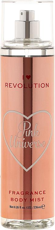Körperparfum Pink Universe - I Heart Revolution Body Mist Pink Universe