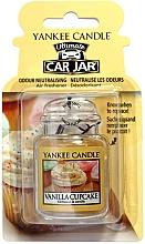 Düfte, Parfümerie und Kosmetik Auto-Lufterfrischer - Yankee Candle Vanilla Cupcake Car Jar Ultimate