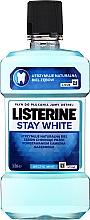 Düfte, Parfümerie und Kosmetik Mundspülung Weiße Zähne - Listerine Stay White