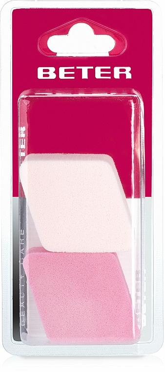 Schminkschwämme aus Latex 2 St. - Beter Beauty Care
