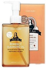 Düfte, Parfümerie und Kosmetik Hydrophiles Reinigungsöl - Etude House Real Art Cleansing Oil Perfect