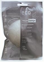 Düfte, Parfümerie und Kosmetik Reinigungsschwamm aus Konjak für das Gesicht - Eco Cosmetics Cleansing Vegan Sponge Konjac