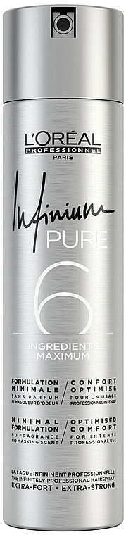 Haarlack - L'Oreal Professionnel Infinium Pure Extra Strong
