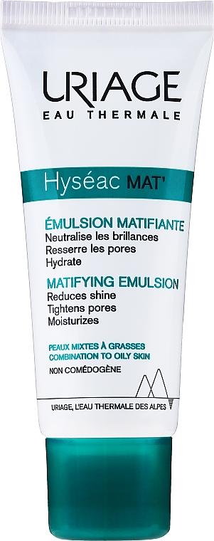 Mattierende Gesichtsemulsion - Uriage Hyseac Mat
