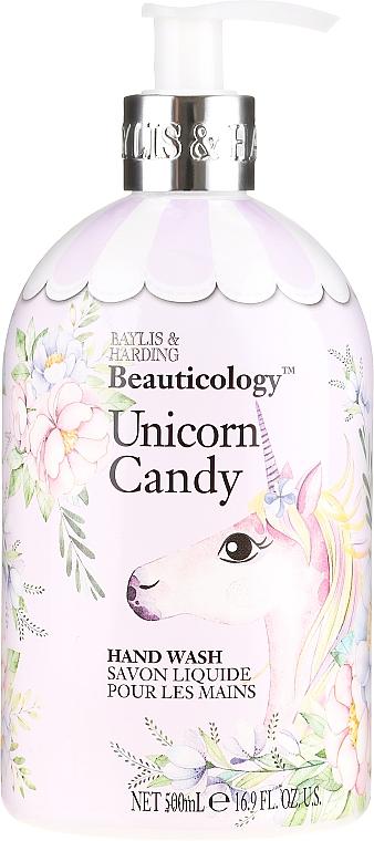 Flüssige Handseife Unicorn Candy - Baylis & Harding Beauticology Unicorn Candy Hand Wash