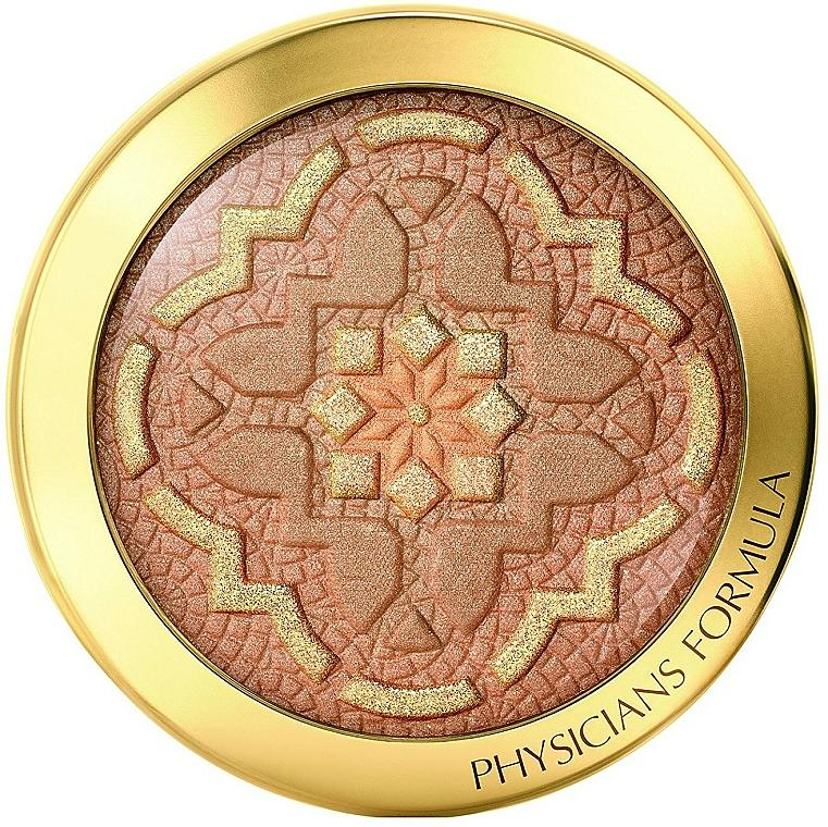 Bronzepuder mit Arganöl - Physicians Formula Argan Wear Ultra-Nourishing Argan Oil Bronzer — Bild N1