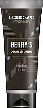 Düfte, Parfümerie und Kosmetik Energetisierendes Shampoo mit Gingko Biloba - Brelil Berry's Barber Energizing Shampoo