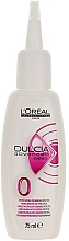 Düfte, Parfümerie und Kosmetik Dauerwell-Lotion für widerspenstiges Haar - L'Oreal Professionnel Dulcia Advanced Perm Lotion 0