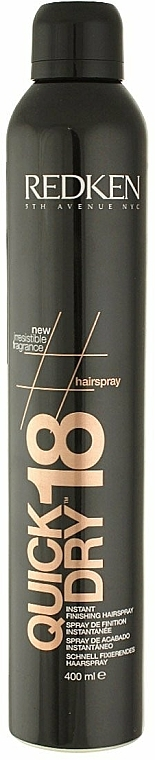Haarlack - Redken Quick Dry 18 Instant Finishing Spray