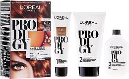 Düfte, Parfümerie und Kosmetik Ammoniakfreie Haarfarbe - L'Oreal Paris Prodigy