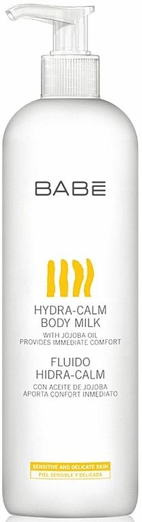 Feuchtigkeitsspendende Körpermilch - Babe Laboratorios Hydra-Calm Body Milk