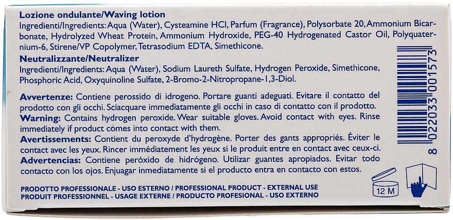 Dauerwelle-Set mit Zitrusduft 2 - Farmavita Life Waving 2 — Bild N4
