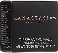 Düfte, Parfümerie und Kosmetik Augenbrauenpomade - Anastasia Beverly Hills Dipbrow Pomade