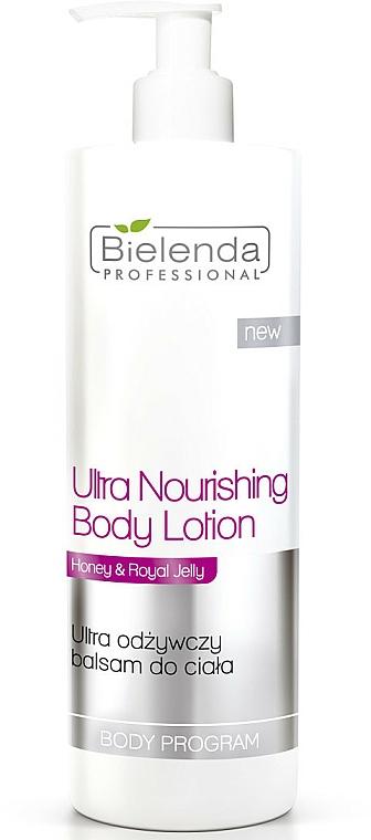 Intensiv pflegende Körperlotion - Bielenda Professional Body Program Ultra Nourishing Body Lotion