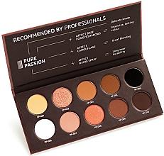 Düfte, Parfümerie und Kosmetik Lidschattenpalette - Affect Cosmetics Pure Passion Eyeshadow Palette