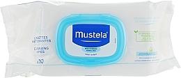 Düfte, Parfümerie und Kosmetik Beruhigende Reinigungstücher für Babys - Mustela Bebe Cleansing and Soothing Wipes