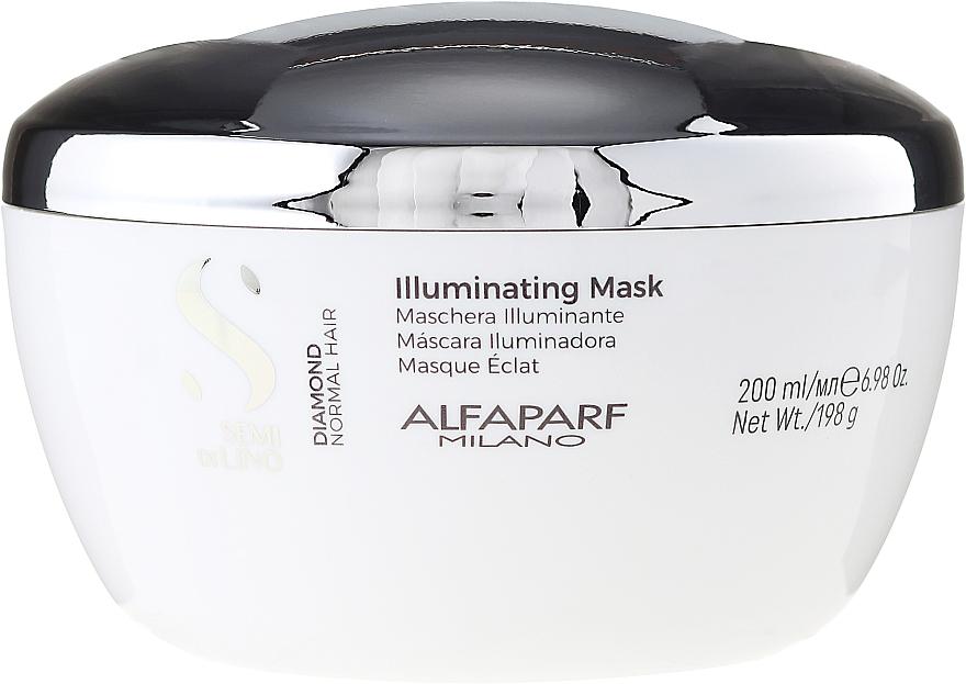 Haarmaske für mehr Glanz - Alfaparf Illuminating Mask