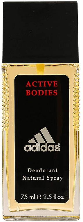 Adidas Active Bodies - Parfümiertes Körperspray
