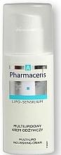 Düfte, Parfümerie und Kosmetik Multilipid-ernährende Gesichtscreme für empfindliche und allergische Haut - Pharmaceris A Lipo-Sensilium Multi-Lipid Nourishing Face Cream